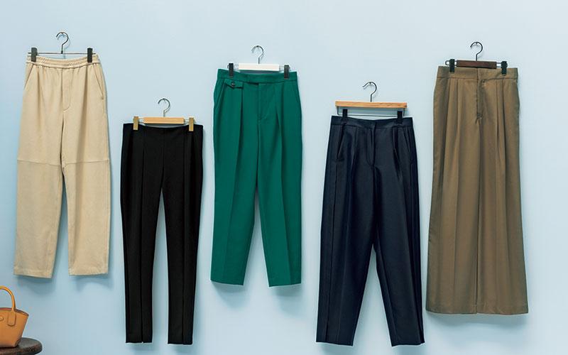 去年買ったものを着ていたらダメな「パンツ」5種類【理由つき】