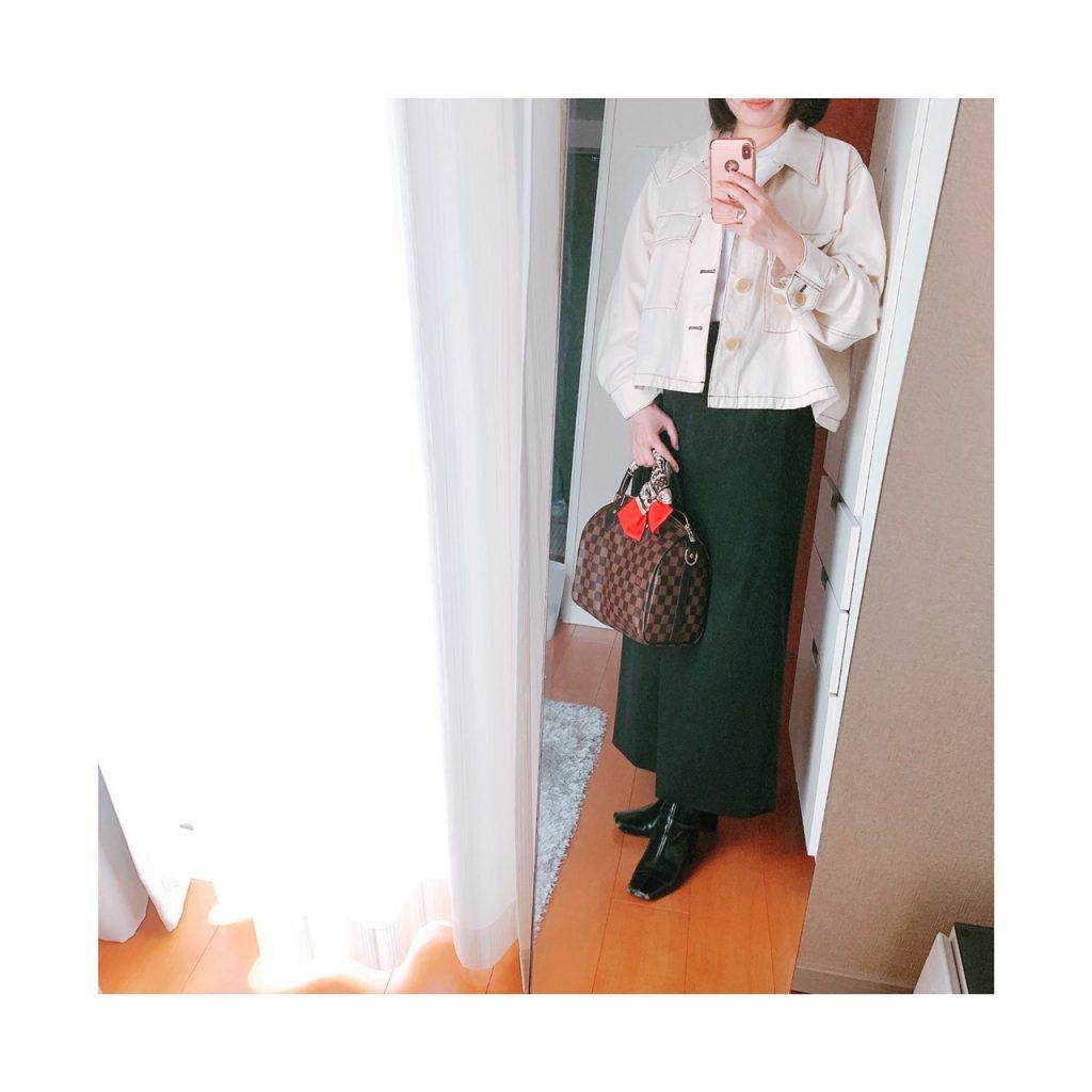 【10/21のコーデ】 N.O