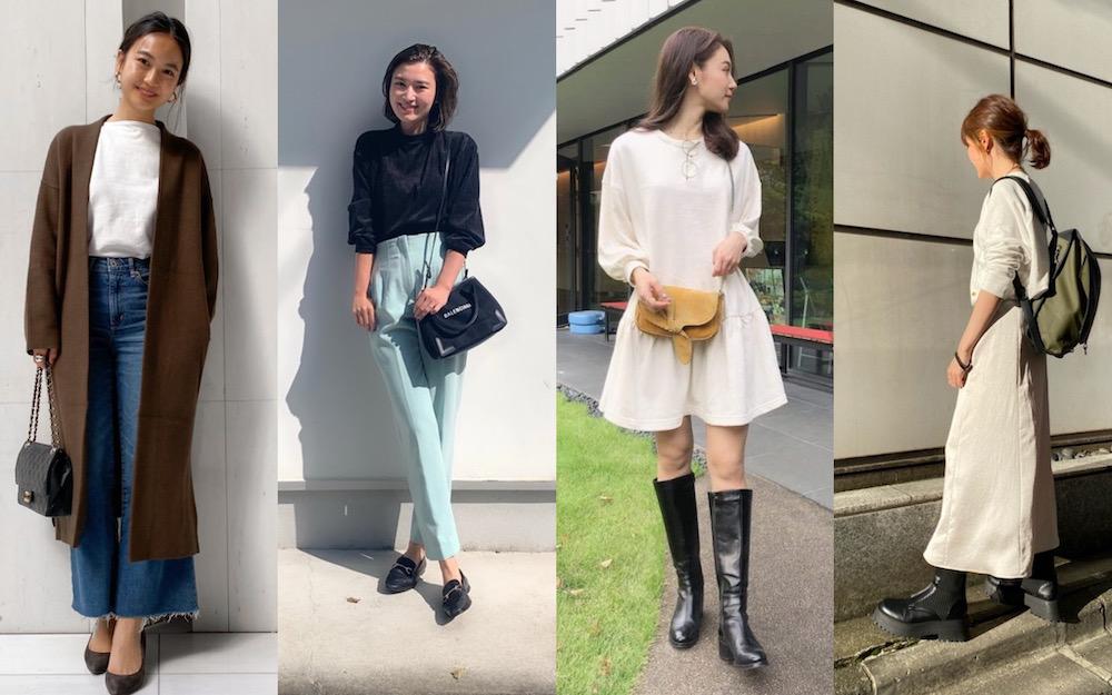 【ALL1万円以下!】アラサー女子がリアルに買ったプチプラ秋アイテム|ZARA、GU、H&M…