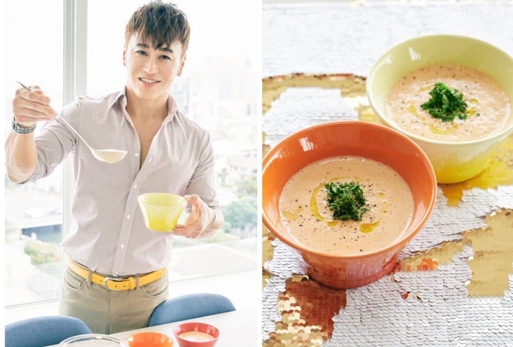 痩せるスープが話題!Atsushiさんの「簡単レンチンスープ」【免疫力UP編】