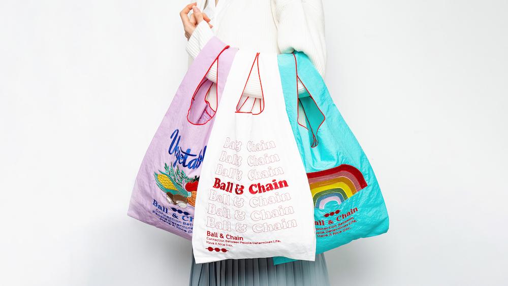 【期間限定】オシャレなエコバッグで話題のブランドのポップアップストアが登場!
