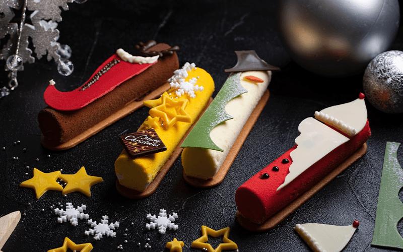 おうちクリスマスを華やかに!ヒルトン東京お台場のクリスマスケーキに予約殺到中!