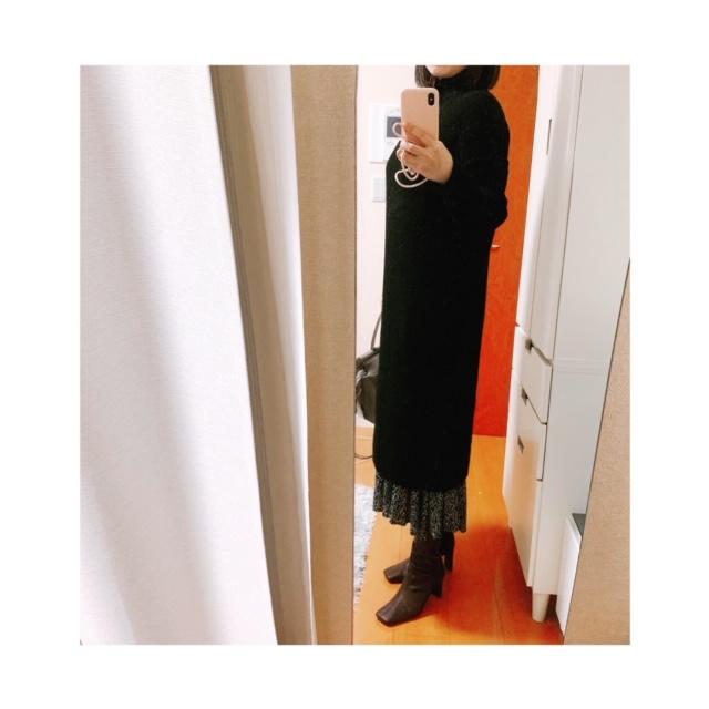 【11/11のコーデ】 DRE