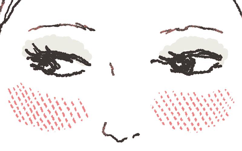 大人女子の「マスク肌荒れ」場所別解消テクニック【頰まわり編】