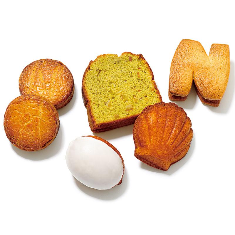 Nowheremanの「焼き菓子」 自作の詩を基に、その世界観を洋菓子で表現するブランド。オンラインストアでは完売が多く、買える日を心待ちに