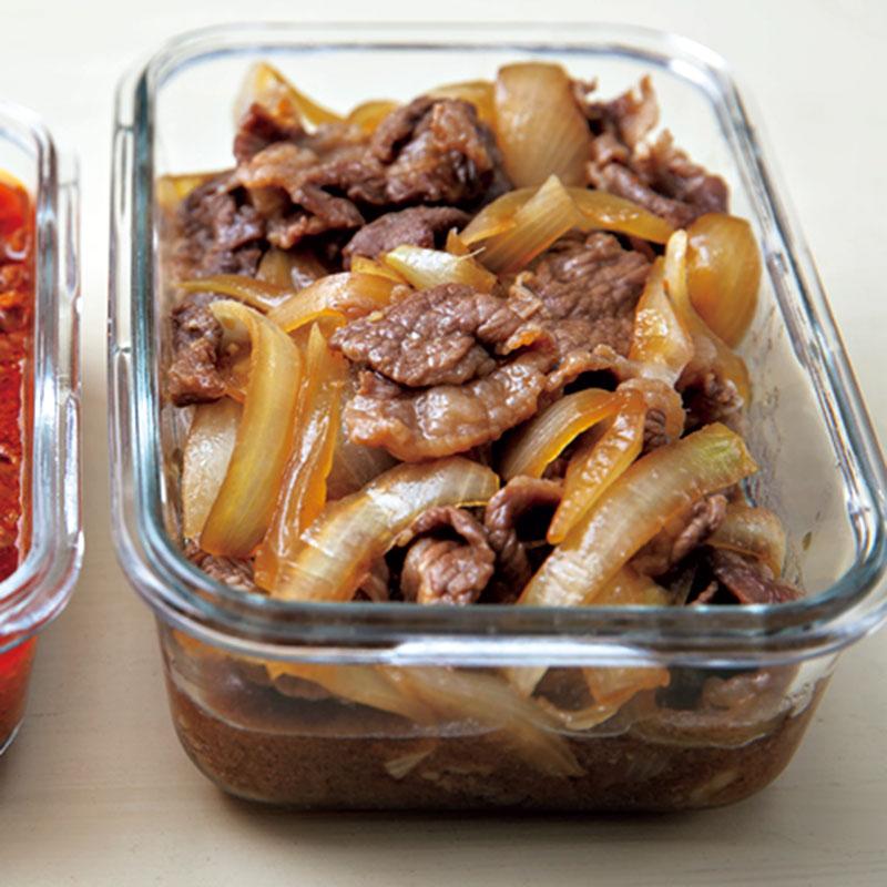 おすすめ作り置きおかず②「牛丼の素」