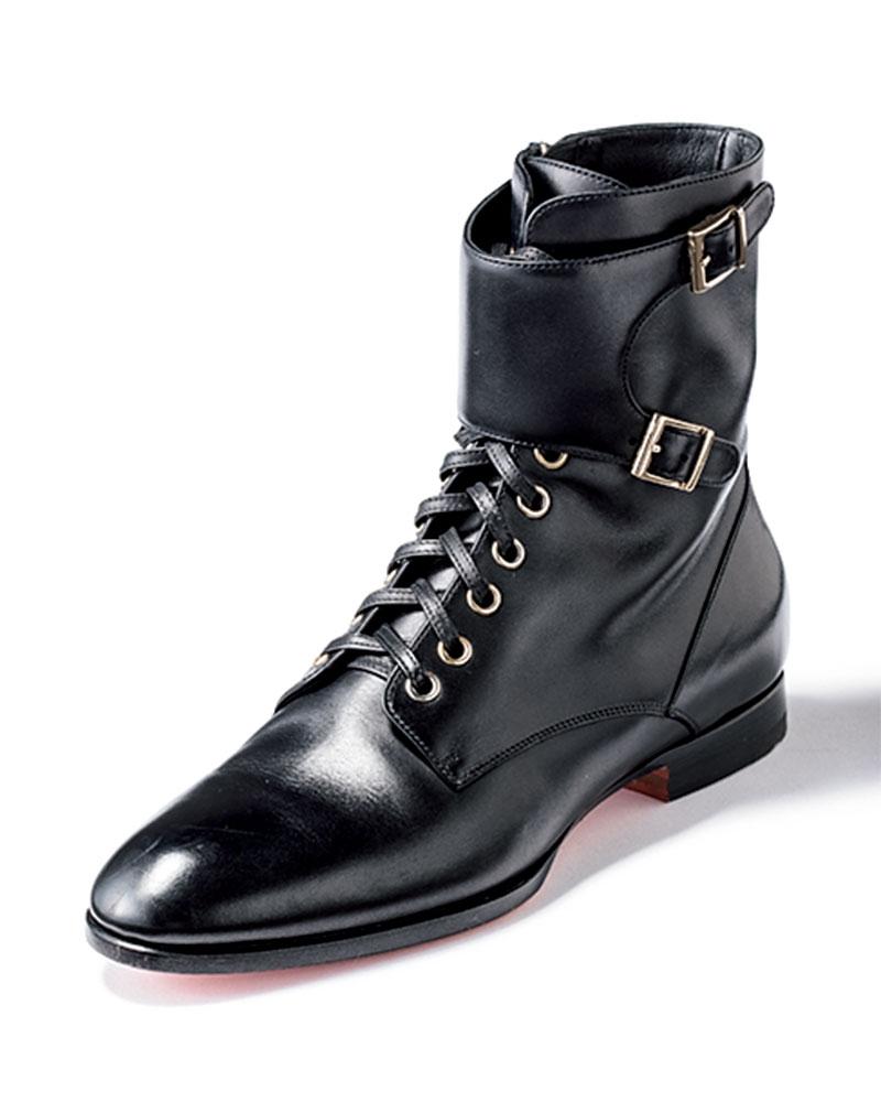 ブーツ[1.5㎝]¥155,000(サ ントーニ/リエート