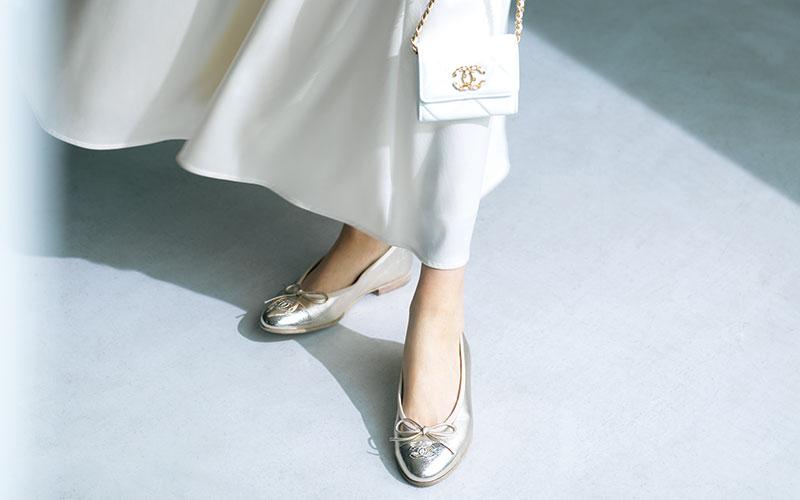 アラサー女子の「憧れブランド靴」【シャネル&グッチ】