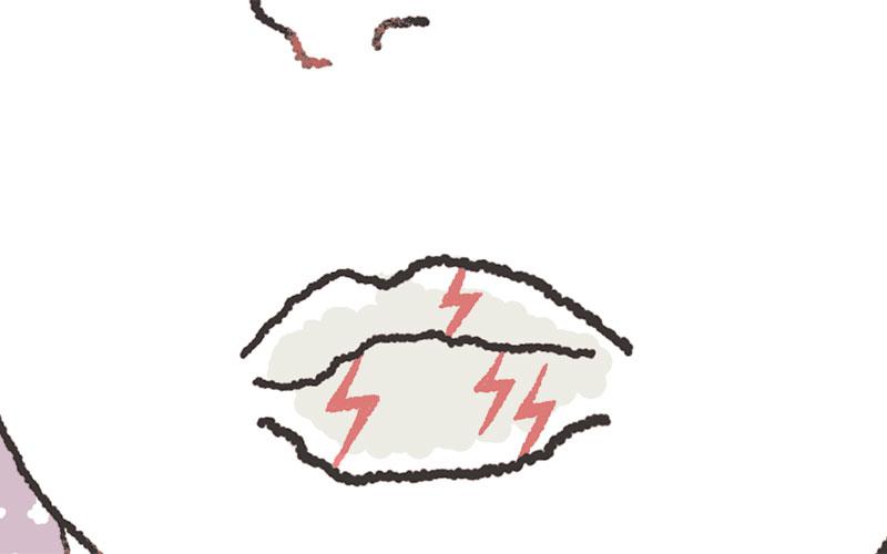大人女子の「マスク肌荒れ」場所別解消テクニック【口唇編】