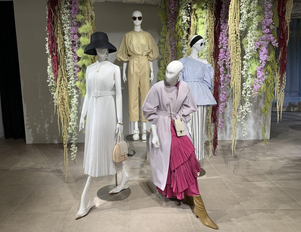 春になったら【セルフォード】を着て出かけたい!|ファッション担当編集Nの展示会沼#13