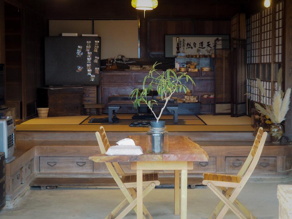 筑波山の中腹に建てられた、明治