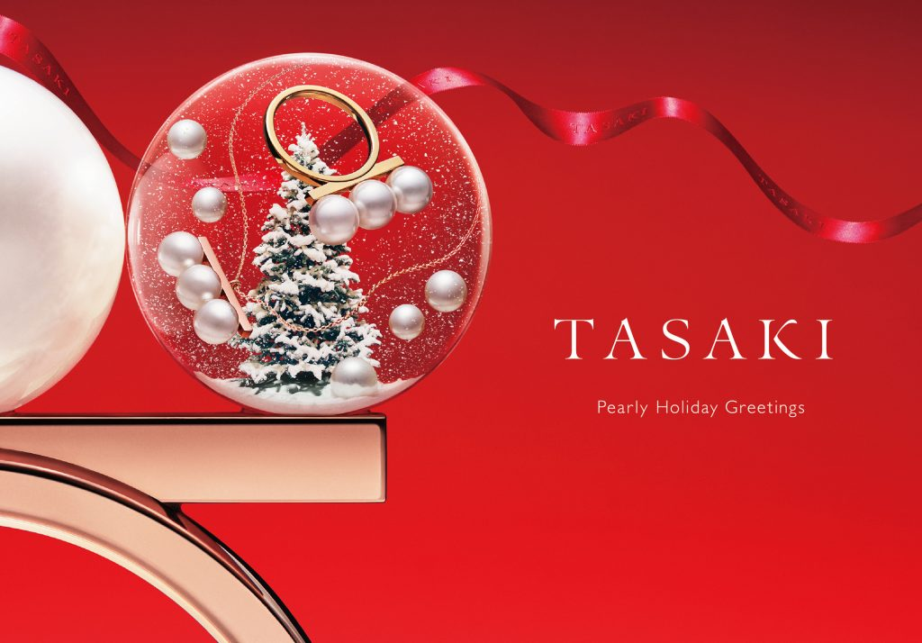TASAKI銀座本店および全国