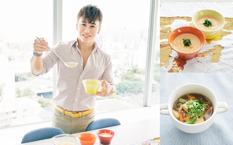 痩せるスープが話題!Atsushiさんの「簡単レンチンスープ」3選