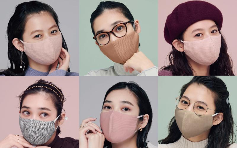 【590円】GU「高機能フィルター入りファッションマスク」11月27日(金)販売開始!