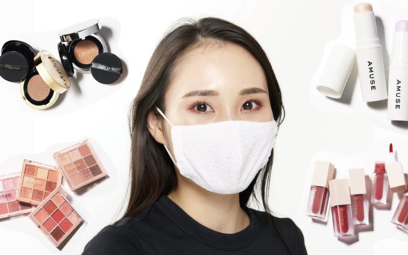 【韓国美容インスタグラマーJさん】トレンド韓国コスメだけを使ったマスクメーク