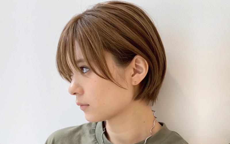 【ロングより女っぽい】骨格別におすすめのショートヘア【②ハチ張り編】
