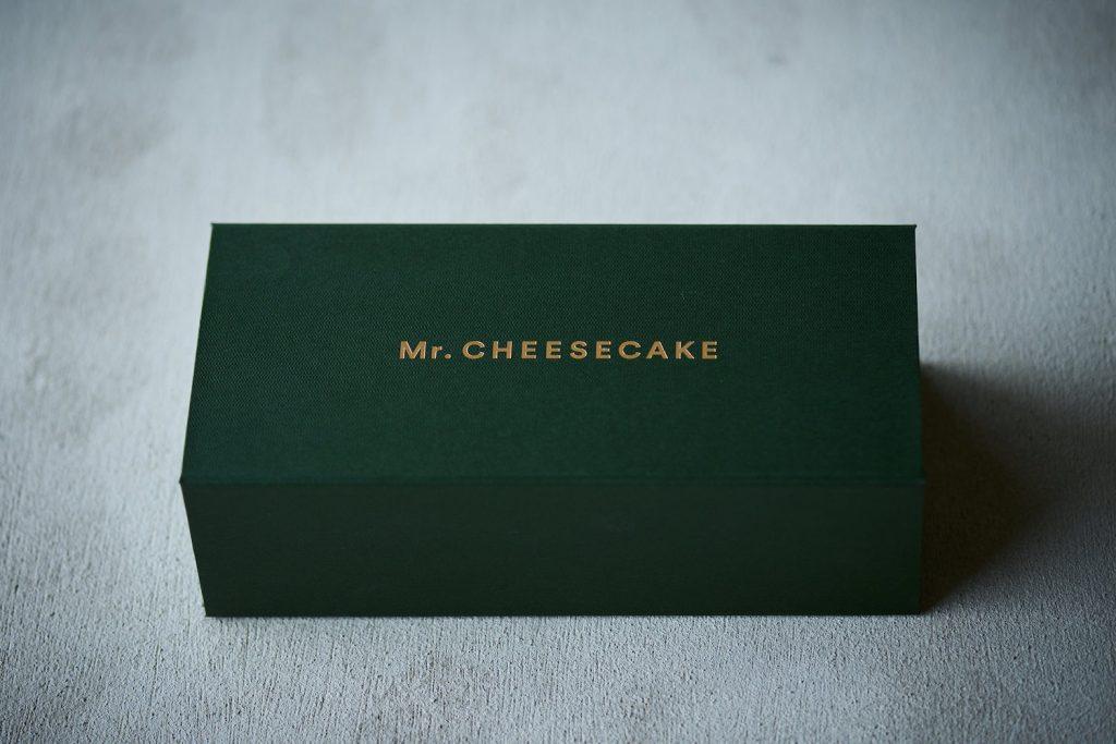 『Mr. CHEESECAKE