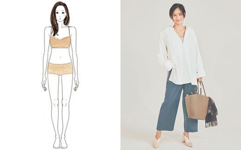 【骨格別】スタイルがよく見える「定番パンツ」3選【ナチュラル体型編】