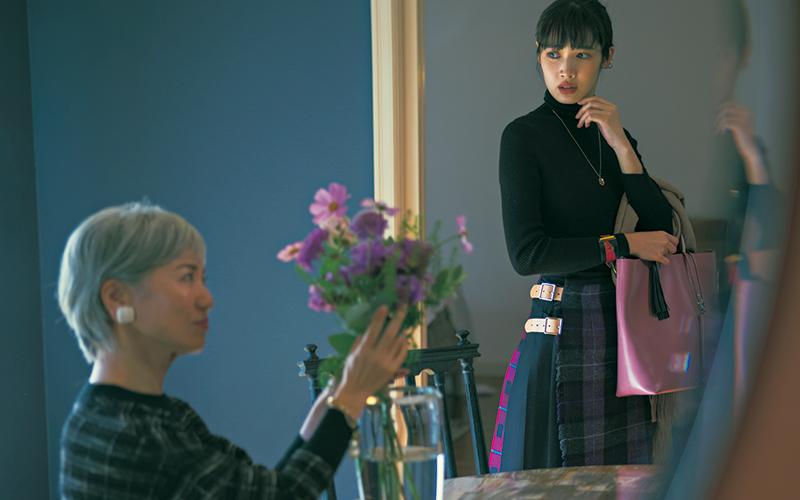 毒親!?&娘の「令和のトラッド服で1カ月着回しDiary」❷【12/11〜12/20編】