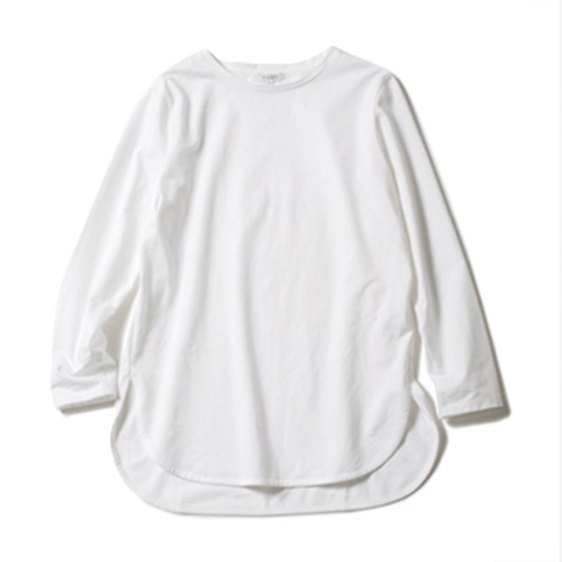 【C】白ロンT ロンT¥5,990(PLST)
