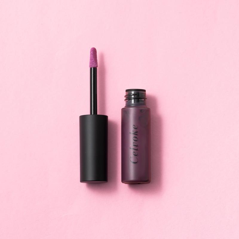 itカラーのピンクはパープルを