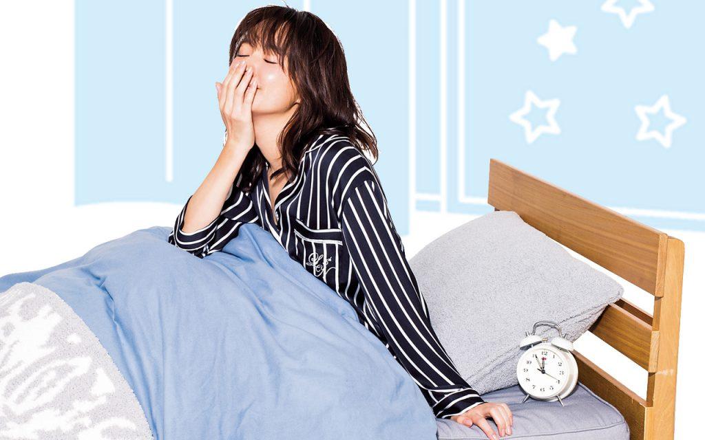 小田切ヒロさん直伝!寝る前にできる小顔マッサージ3選