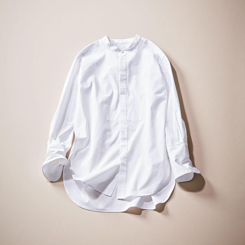 しばらく遠ざかっていたシャツが