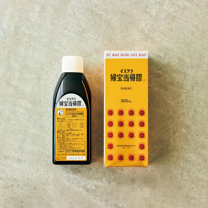 イスクラ婦宝当帰膠B【第2類医薬品】300㎖ ¥5,340(イスクラ産業)