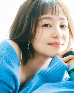 モデル・千國めぐみさん