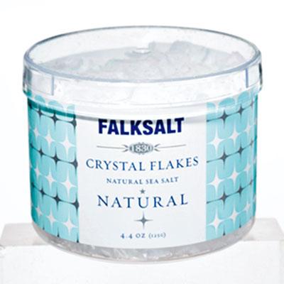 地中海クリスタルフレークソルト・ナチュラル 125g ¥1,500 (アルテヴィータ)