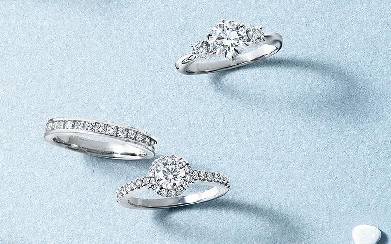 アラサー女子の憧れジュエラーの結婚指輪【ディオール&ミキモト&エルメス】