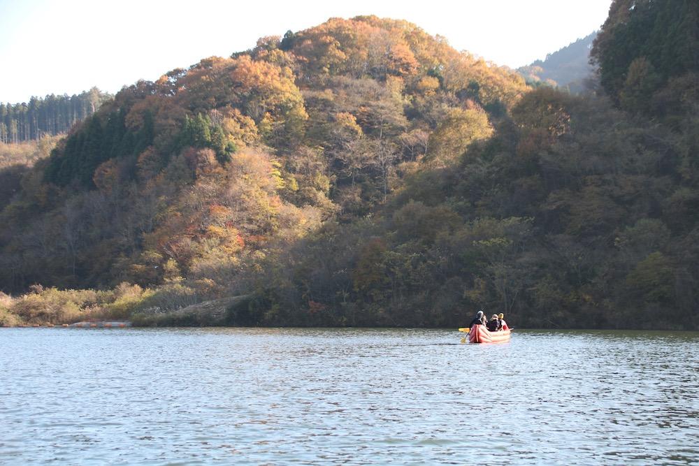茨城県最大のダム湖「こやま湖」