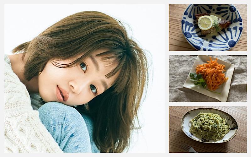 モデル千國めぐみさんの体に優しい「薬膳レシピ」3選