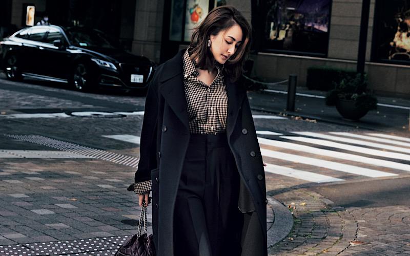 【今日の服装】通勤コーデで「スニーカー」を履くなら?【アラサー女子】