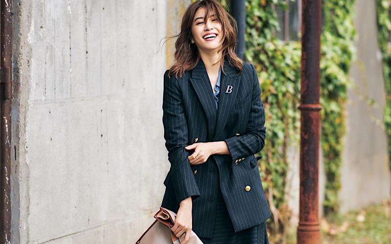 【今日の服装】「ジャケットコーデ」にこなれ感を出すなら?【アラサー女子】