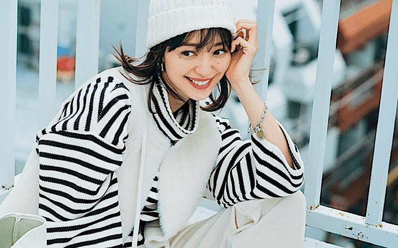 【今日の服装】「白デニム」を冬に取り入れるなら?【アラサー女子】