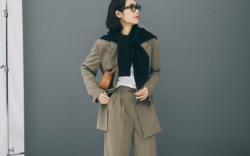 【今日の服装】今っぽい「ジャケット」の着こなしって?【アラサー女子】