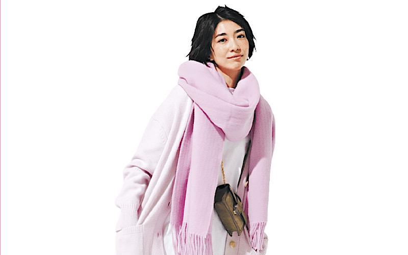 【今日の服装】大人っぽい「ピンクコーデ」の正解は?【アラサー女子】