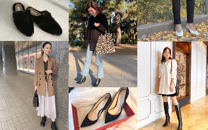 【トレンド✖️疲れない】アラサー女子がこの冬一番気に入っている靴は?