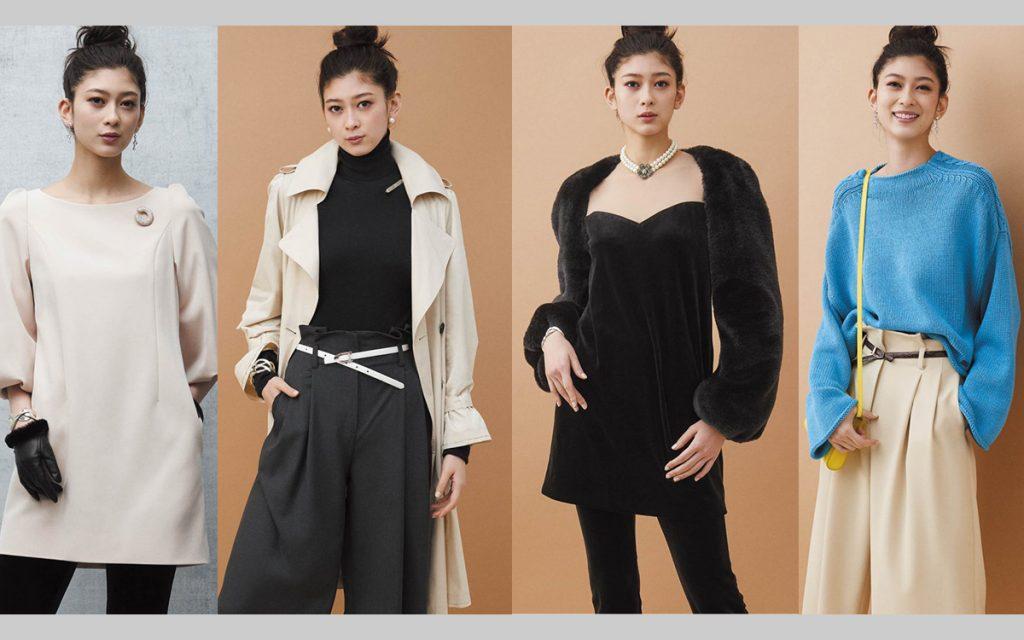 心地よいが最優先のずっと愛せる服たち DAISY LINの品格あるエレガンス