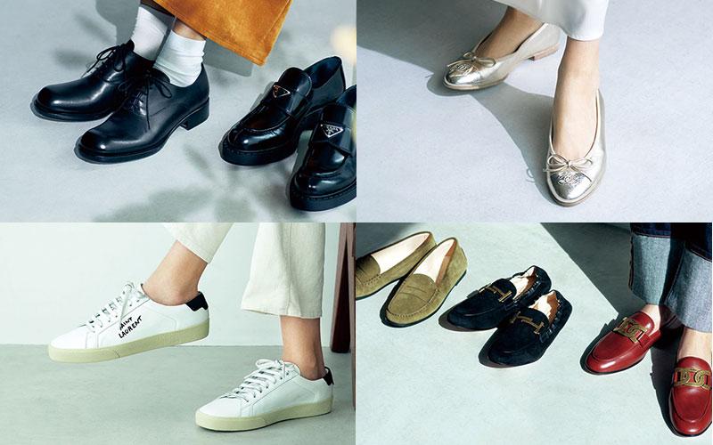 アラサー女子の「憧れのハイブランド靴」15選【2020年秋冬最新】