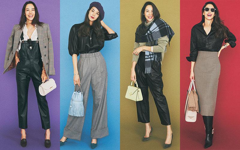 「とりあえず黒を着る」人がオシャレ見えする5つの服
