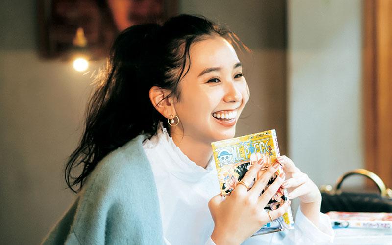アラサー美女読者モデル、鈴木詩織さんが人気の「5つの秘密」