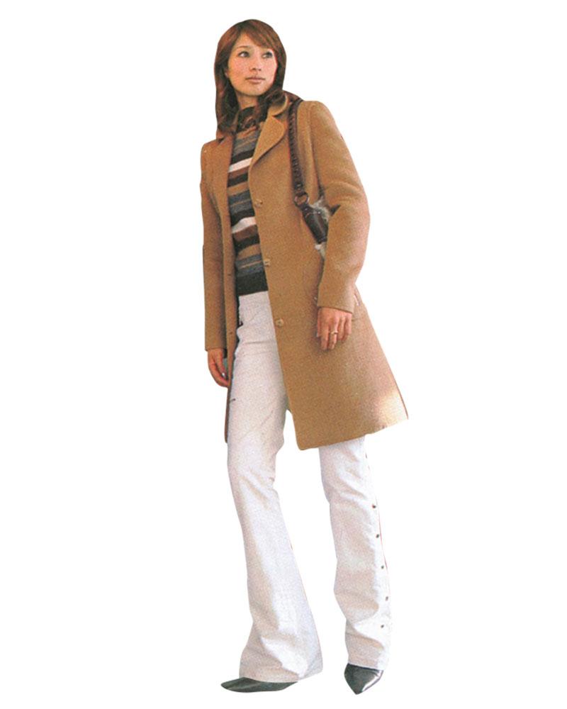 2003年1月号 キレイめ全盛