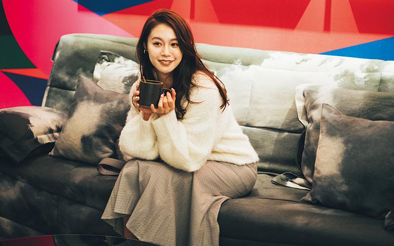 アラサー美女読者モデル、稲田梨乃さんが人気の「5つの秘密」