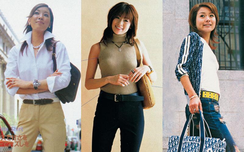 アラサー女子の服装を20年分振り返ってみた【2001-2020年】