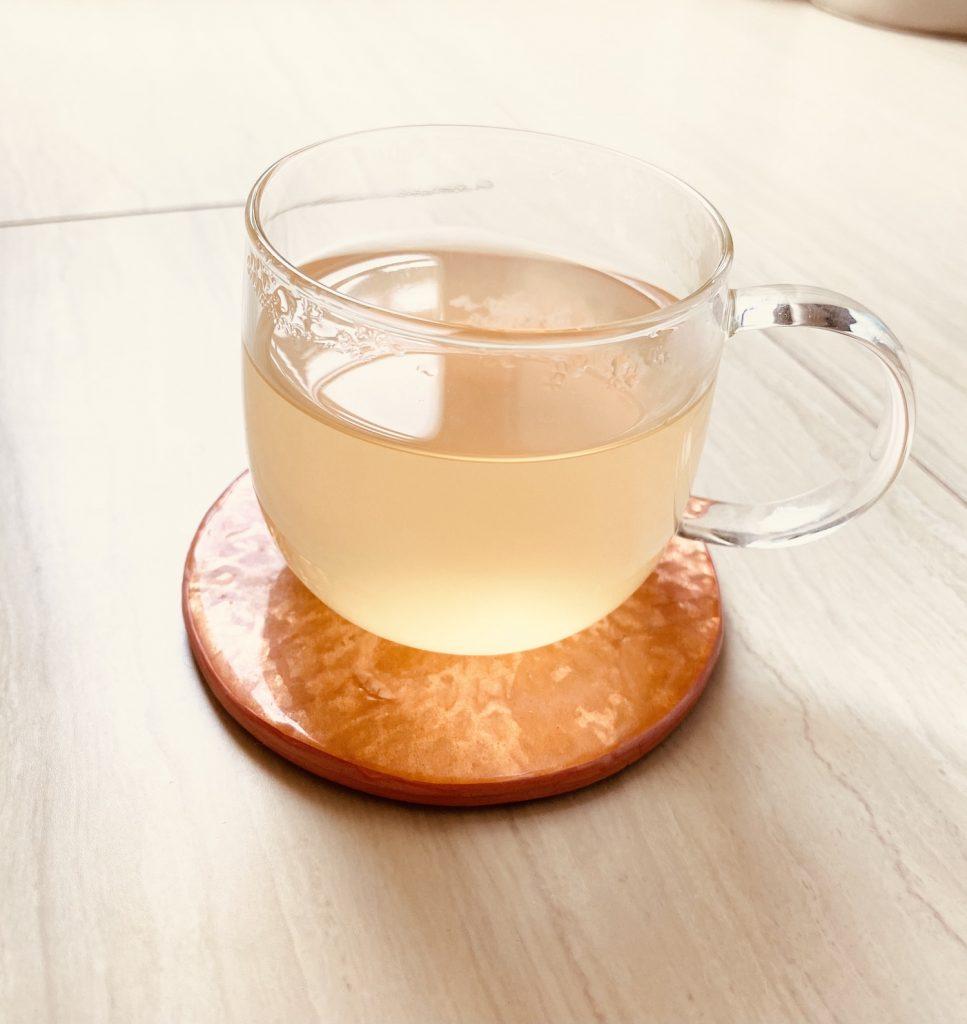 柿の葉茶はビタミンCがたっぷり