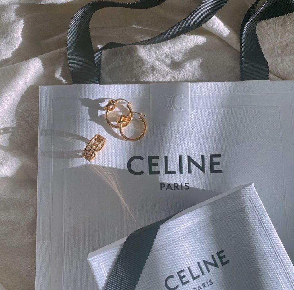 brand【CELINE】 p