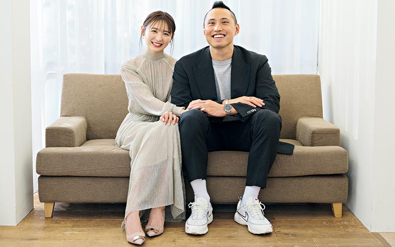 おのののかさん、塩浦慎理さん「コロナ禍で結婚して実際どうですか?」