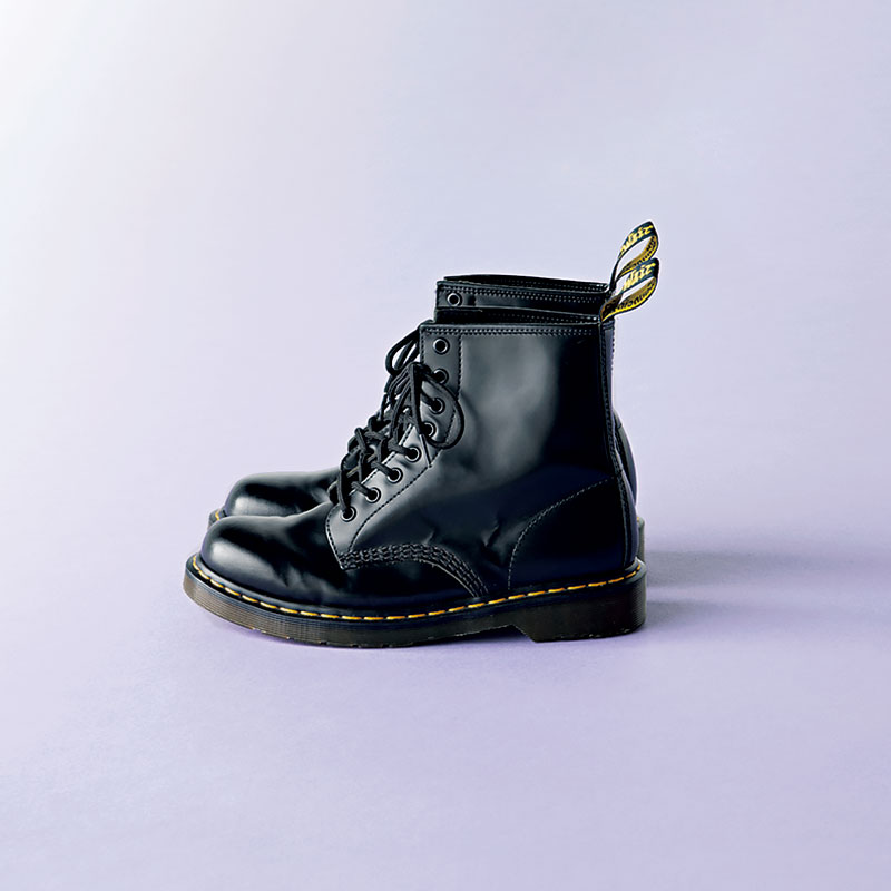 ブーツ¥24,000(ドクターマーチン/ドクターマーチン・エアウエア ジャパン)
